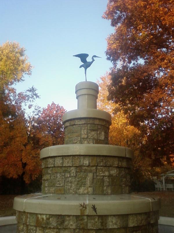 autumn-fountain
