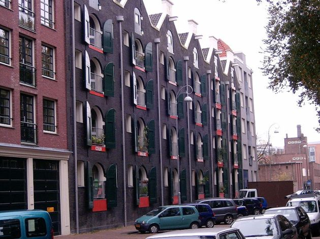 warehouses in amsterdam