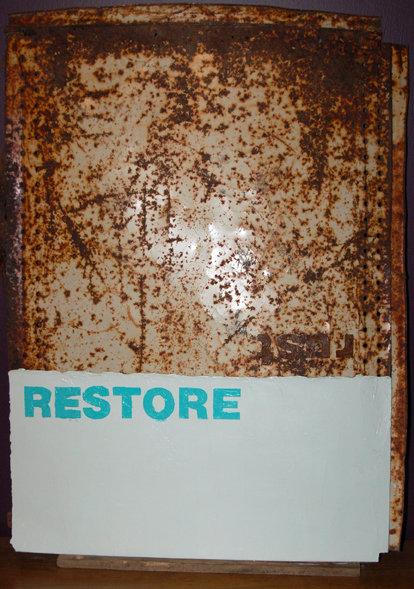 Rust restore - Paul Nielsen