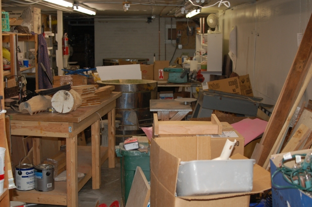 Maudies studio at move in