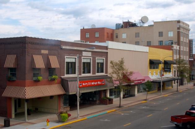 Heartland antique mall