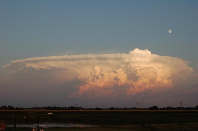 2 August 2009 storm