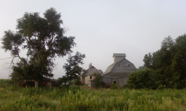 Riverway barns