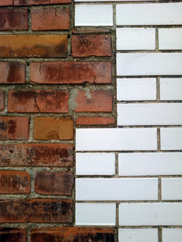 Walnut Street brick
