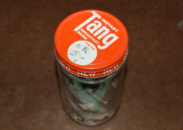 Tang jar