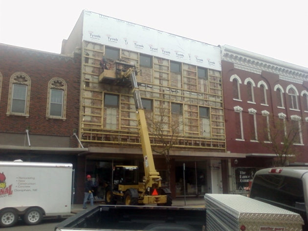 TR renovation