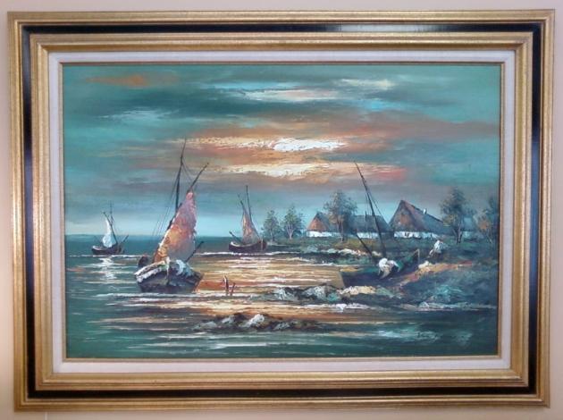 Van Peen painting